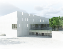 Dalseong Citizen's Gymnasium 달성군민체육관 국제건축공모전