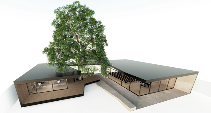 Huso_at_project_Korean Embassy Pavilion_후소_01